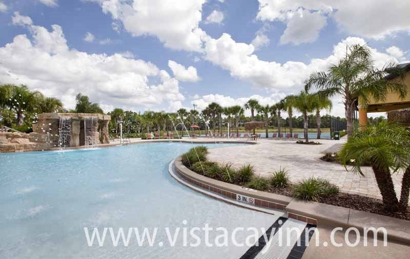 condos with private pools near orlando at vista cay resort